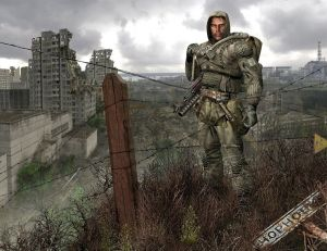 Stalker, Shadow of Chernobyl - THQ ©