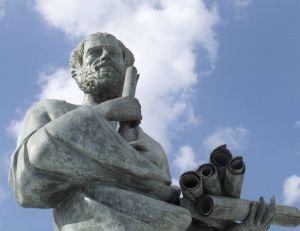 Aristote aurait été le précepteur d'Alexandre le Grand