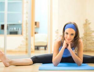 Le stretching du soir pour les membres inférieurs