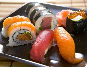 Le sushi, ennemi numéro 1 de votre ligne ?