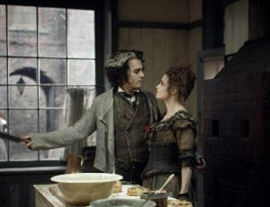 Sweeney Todd © Warner Bros