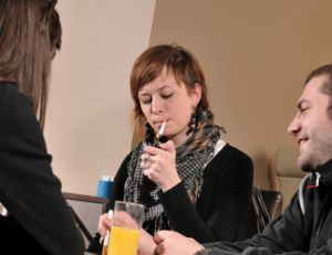 Tabagisme passif: danger réel pour les non-fumeurs?