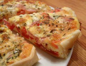 Recette de la tarte à la tomate