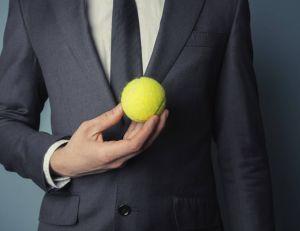 Sur le papier, regarder Roland Garros au bureau n'est pas recommandé...