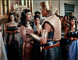 La Terre des Pharaons © Warner Bros Pictures