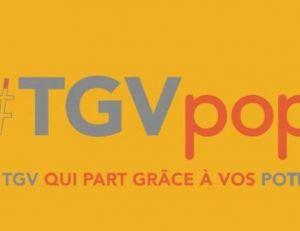 Sous couvert d'un dispositif avantageux car moins cher pour les usagers, la SNCF inaugure en catimini un système de TGV à la demande, avec #TGVpop - copyright SNCF
