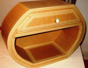 comment fabriquer un tiroir pour un meuble en carton. Black Bedroom Furniture Sets. Home Design Ideas