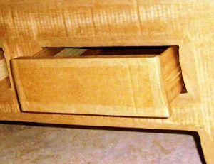 Comment fabriquer un tiroir pour un meuble en carton - Comment fabriquer un meuble en carton ...