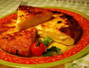 Recette de la tortilla à l'espagnole