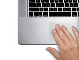 Trackpad multitouch - Apple ®