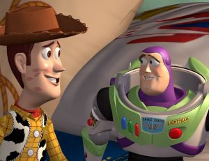 Toy Story - © Walt Disney Productions