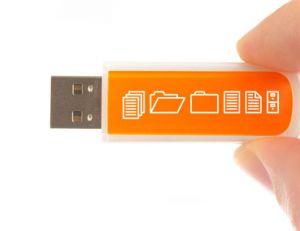 Transférer des fichiers vers un disque multimédia