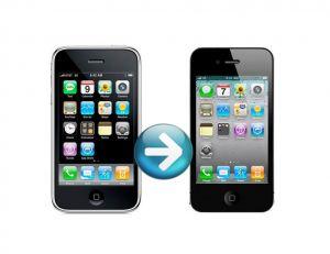 Transférer son ancien iPhone vers le nouveau