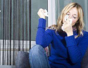 La grippe : transmission et durée de la contagion