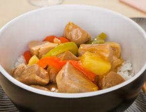 La recette des travers de porc à l'aigre doux