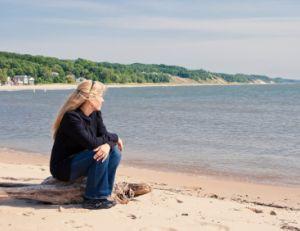 La tristesse liée au vieillissement