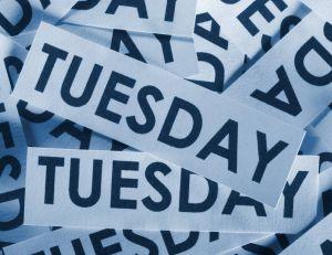Une étude affirme que nous aurions tendance à oublier systématiquement les jours de la semaine, du mardi ou jeudi...