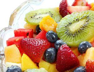 Melon tutti-frutti