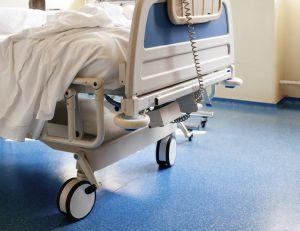 Un lit d'hôpital - copyright iStock