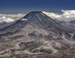 Le Ruapehu en Nouvelle-Zélande serait en passe de se réveiller