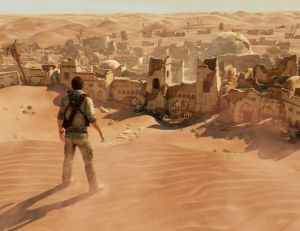 Uncharted 3 : l'illusion de Drake - Sony ©