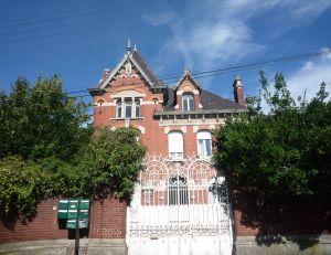 Une maison bourgeoise - copyright wikimedia commons