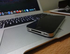 Utiliser son iPhone comme modem