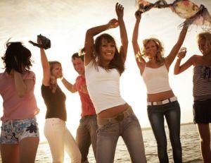 Passer des vacances entre célibataires