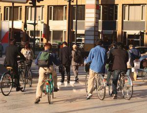Pratiquer le vélo en ville
