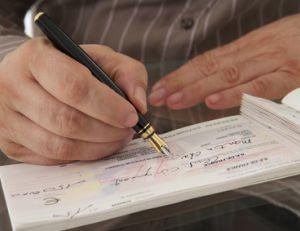 Apprendre à vérifier un chèque de banque