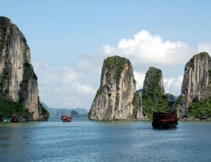 Des lieux incontournables au vietnam