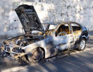 Indemnisation pour une voiture détruite ou incendiée