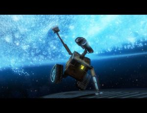 Wall-E © Pixar Animation Studios