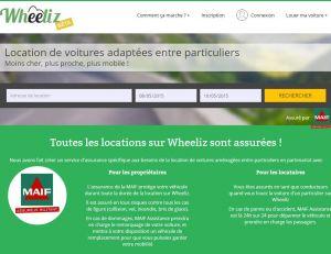 Wheeliz, un nouveau système de location de voitures entre particuliers cette fois adapté aux handicapés - copyright Wheeliz