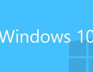 Windows 10 sortira officiellement le 29 juillet - copyright Windows