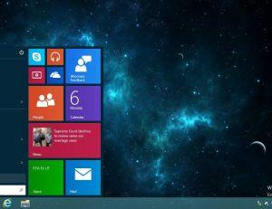 """Un utilisateur de Reddit a posté une astuce permettant de débloquer le mode """"très haute qualité"""" de Windows 10, dans le cadre d'un usage streaming - copyright Windows"""