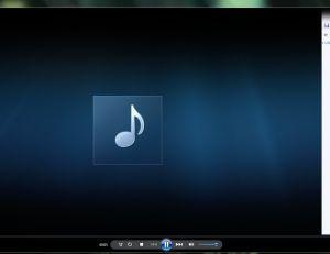 Windows Media Player - © Microsoft