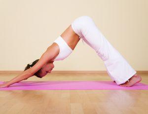 Le yoga : une gymnastique douce