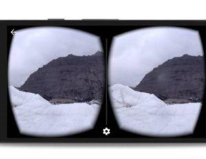 YouTube supporte les vidéos VR