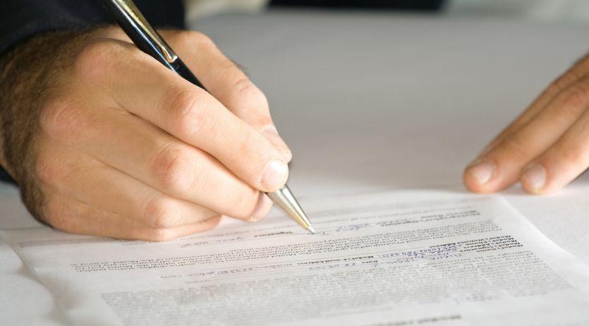 La résiliation d'un contrat d'assurance