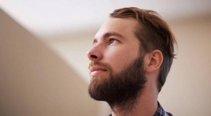 comment avoir une jolie barbe