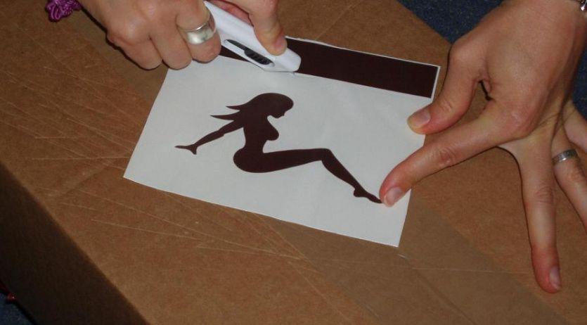 Fabriquer son sticker © pure Shopping