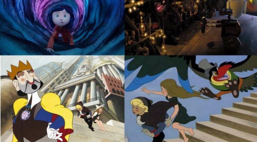 Les meilleurs films d'animation © Laika Entertainment - Pixar Animation Studios - Les films Paul Grimault