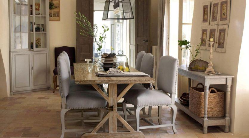 salle manger campagne. Black Bedroom Furniture Sets. Home Design Ideas
