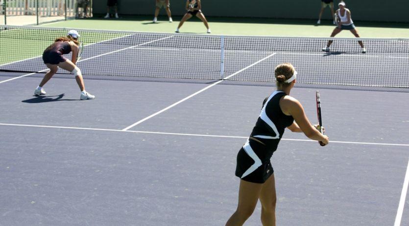 Les règles du tennis