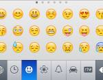Smileys et emoticons sur iPhone