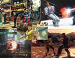 Les meilleurs jeux de combat © Capcom - Namco Bandaï - SNK - Sega
