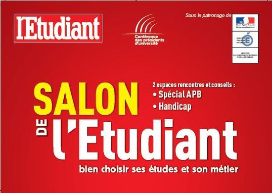 Salon de l 39 tudiant toutes les pistes pour votre for La cuisine de l etudiant