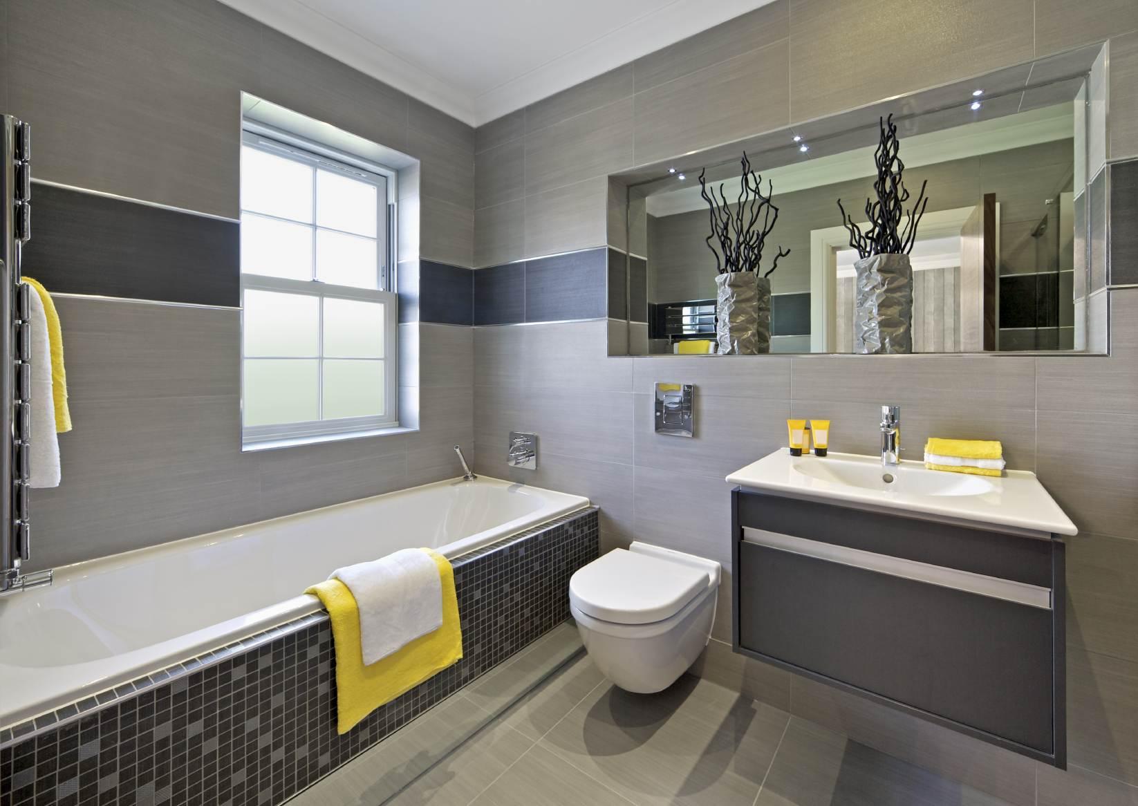 Salle de bains aide au choix budget type infos - Amenager sa salle de bain ...