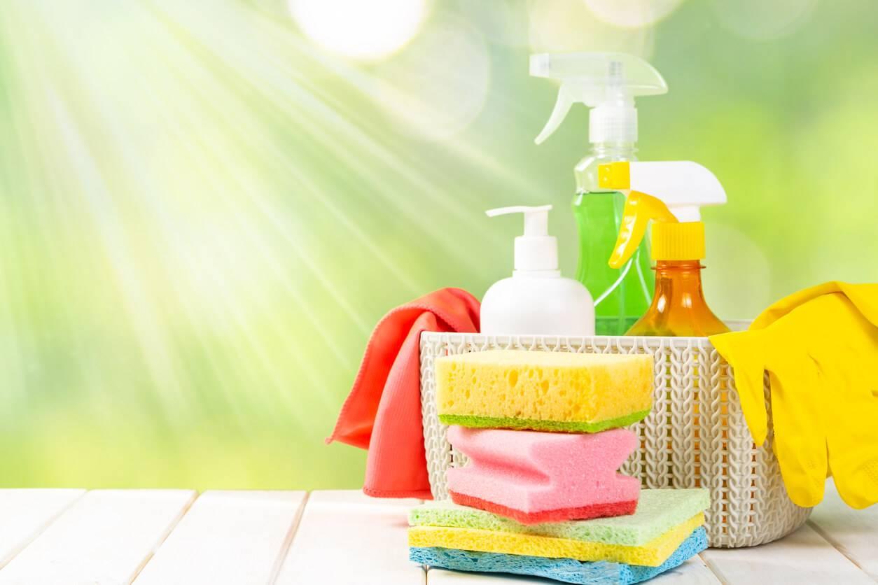 3 conseils pour r ussir son nettoyage de printemps. Black Bedroom Furniture Sets. Home Design Ideas